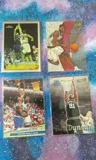 Rookie cards NBA cards