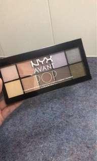 NYX avant- pop palette
