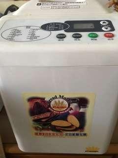 @尋找有緣人@威寶全自動麵包機