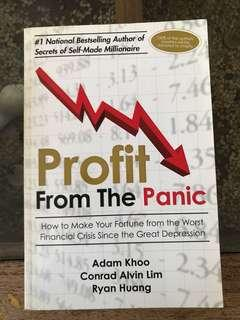 Profit from panic
