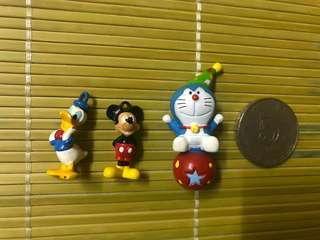 Disney 吊飾及叮噹擺設