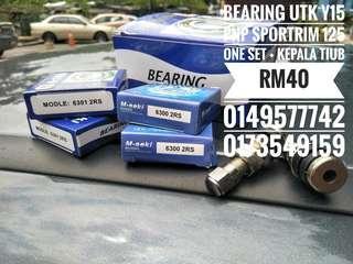bearing y15 pnp sportrim 125