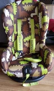 Cosatto car seat 0-18kg