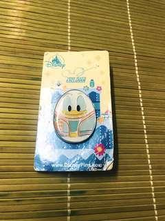 Disney塘老鴨Donald Duck襟章