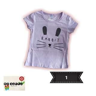 Baju t-shirt budak #my1010