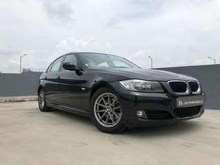 BMW 320I AT Car Rental luxury PROMO GOOD DEAL