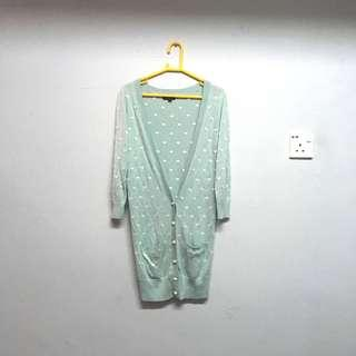 Top Shop Knitted Cardigan