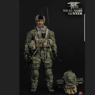 Want to Buy SS081 M46 MOD1 Gunner Figure