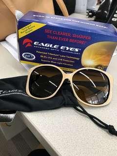 Eagle Eyes Oh Jackie Sunglasses