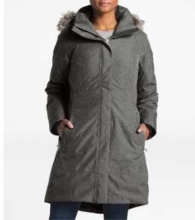 North Face Parka Flawless