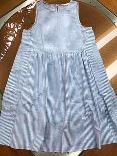 Padini Sleeveless Dress (Size M)
