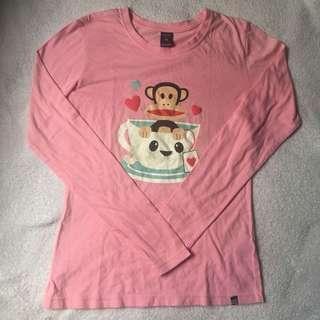 Paul Frank pink shirt