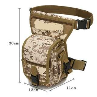 Tactical Thigh Pouch / Bag