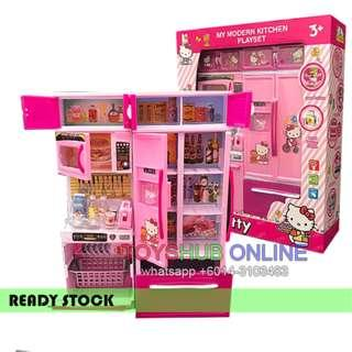 Kitty Modern Kitchen Playet with Sound and Lights