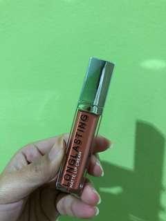 LT Pro Long Lasting Matte Lip Cream no 6