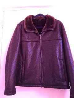 Authentic Kenneth Cole leather jacket