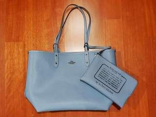 Coach Tote Bag - Reversible 2 Design