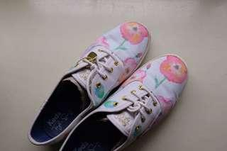 Taylor Swift Keds Watercolor Flowers