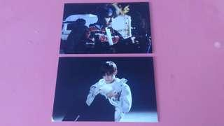 BTS TAEHYUNG EXHIBITION S1 LIVE PHOTO