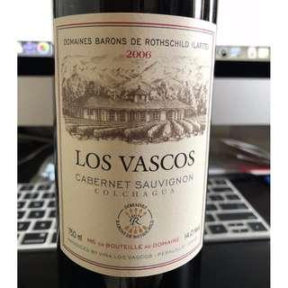 2006 Barons de Rothschild (Lafite) Cabernet Sauvignon Los Vascos