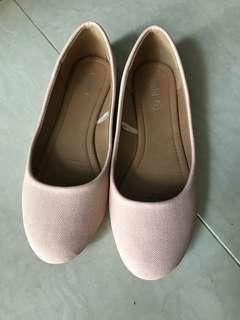 Cotton On Pink Flat size 39