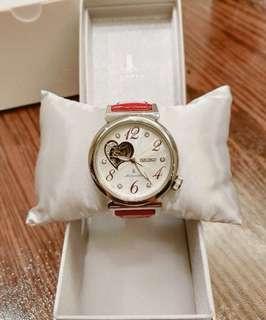 SEIKO ❤️LUKIA 開芯愛戀 精工錶 數字鑽錶 自動上鍊機械錶 女錶