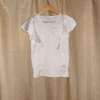 SALE Petite Silk Blouse