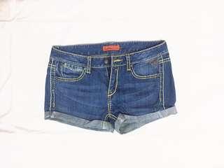 jeans hotpants