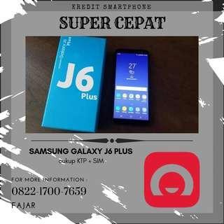 Ready Stock Samsung Galaxy J6 Plus bisa kredit Proses cepat