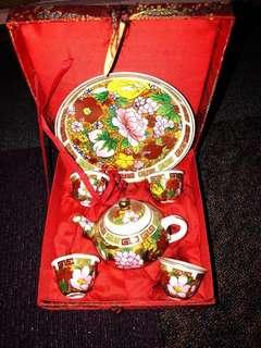 Authentic from taiwan tea set