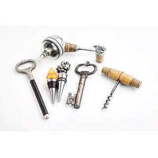 Vintage & Antique Corkscrews & Breweriana Collectables