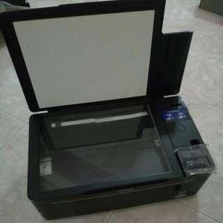 Epson Printer Tx121 With Scanner And Wireless Capability