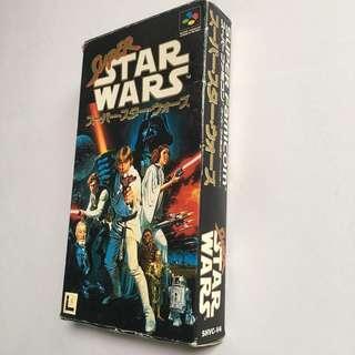 Super StarWars - Super Famicom