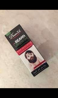 🚚 Beard growth *free postage