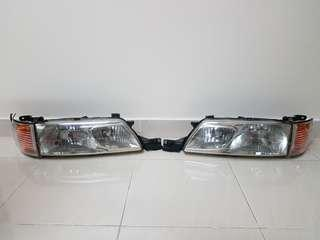 Japan Toyota Estima TCR11 Headlight 1990-1999