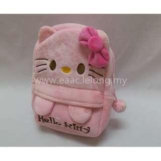 Cute Cartoon Hello Kitty Kid Backpack School Shopping Shoulder Bag