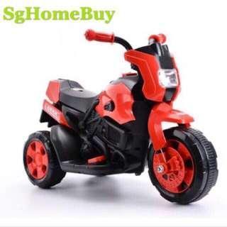 Instock - kids red electric bike