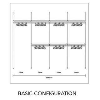 🚚 10FT(BASIC) - POLE SYSTEM KOREA CONCEPT