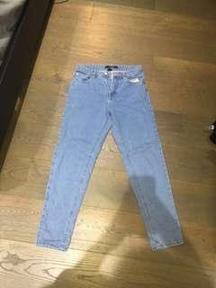 Factorie Mom Style Denim Jeans