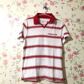 Guess Striped polo