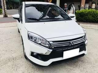 2018年COLT-PLUS白色豪華版跑1萬