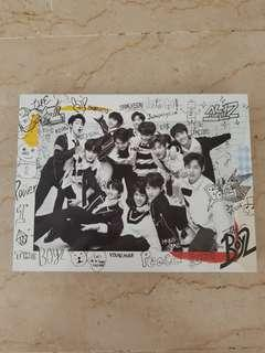 🚚 The Boyz the first album + folded poster