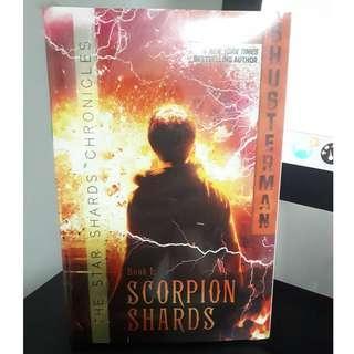 Scorpion Shards by Neal Shusterman