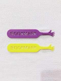 SET: Hard-plastic Bookmarks