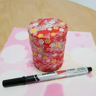 日本茶葉罐 (吉罐)
