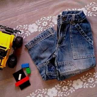 jeans & denims for little boys