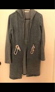 Denim Parker jacket