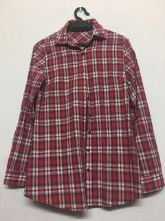 Checkered Shirt Nicole #my1010