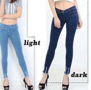 Paula Skinny Jeans