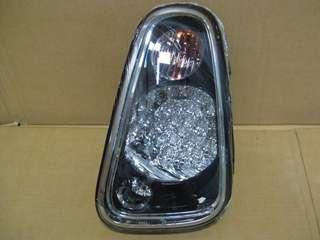 Mini Cooper R53 LED Tail Lamp - Black